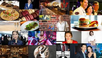 Take a look back at 2012's hottest celebrity interviews, restaurant openings and event videos.