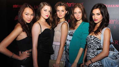A-list celebrities, singers, F1 royalty, models and more... only at Amber Lounge.