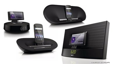 Music lovers with Android devices who have been yearning for their music to be heard just as the artistes intended, will love the new Philips Fidelio Docking Speakers.