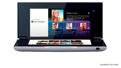 Sony will be launching its much-anticipated Sony Tablet P on 24th February, putting a creative spin and a fresh take to the current tablet landscape with its unique clamshell dual 5.5-inch TFT screens.