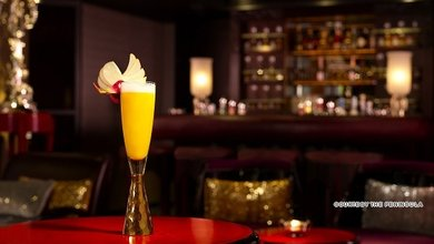 The year of the dragon brings us good fortune, luck and a delicious cocktail.
