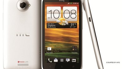 The HTC One X features a beautifully crafted polycarbonate unibody that has the ruggedness of metal but is super lightweight.