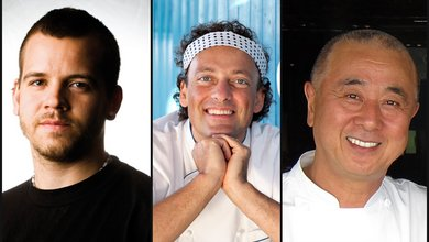 Let your tongue do the traveling as the world's top chefs visit Hong Kong this May.