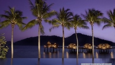Pangkor Laut Resort is a gorgeous escape for the summer.