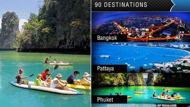 Tourism Authority of Thailand (TAT) launches Thailand tourism application for all smart phones.