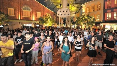 You don't need to be a dance expert to get swept up in the infectious beats of Latin music -- Clarke Quay's popular Latino Salsa Thursdays makes a return for those looking for a swinging good time.