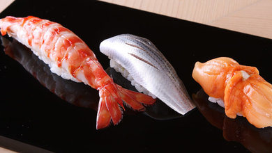 You tasted real sushi until you've tried at one of these phenomenal sushi-ya's.