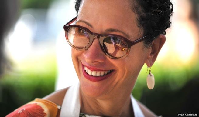 Nancy Silverton of Mozza(credit to Tom Caltabiano)