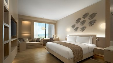 The new Traders Hotel in Johor Bahru offers travellers a comfortable and luxurious option in the heart of Puteri Harbour.