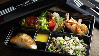 C'est La B's new bento sets will be served exclusively at its Pacific Place location.