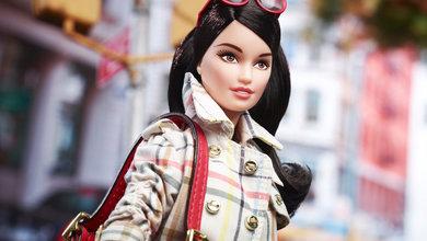 Coach Barbie Hong Kong