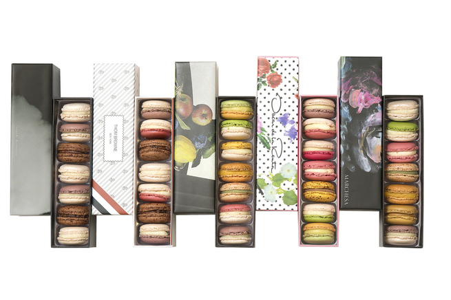 Macaron Flavors Pierre Herme Pierre Herm Macaron Sets