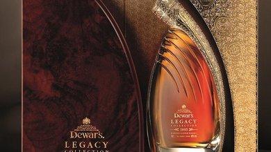 Dewar's 1893 blended Scotch whisky