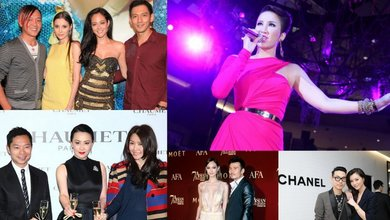 Best of LSA: 10 most celebrity-studded events in 2013