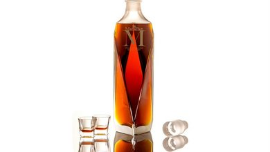 The Macallan Imperiale M Decanter Constantine