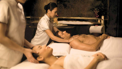 5 romantic spa packages in Hong Kong