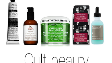 cult beauty products kiehl's perricone md apivita aesop peter thomas roth singapore